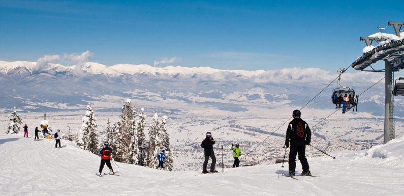 Spend an unforgettable time with your family and friends by visiting Bansko!