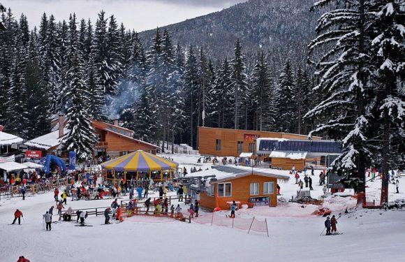 Explore the Pirin Mountains by visiting the incredible ski resort of Bansko!