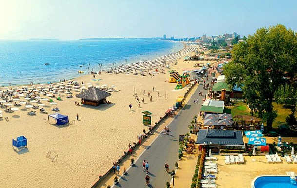 Get ready for a real summer adventure by visiting Sunny Beach resort!
