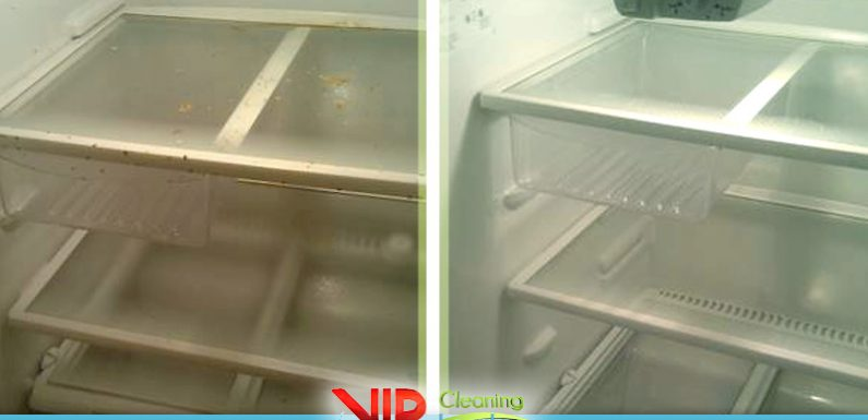 Deep fridge cleaning – something you should never miss!