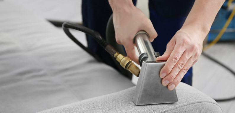In which cases to hire professional cleaning company?