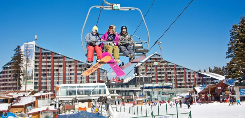Skiing in Borovets – enjoy a real snowy adventure!
